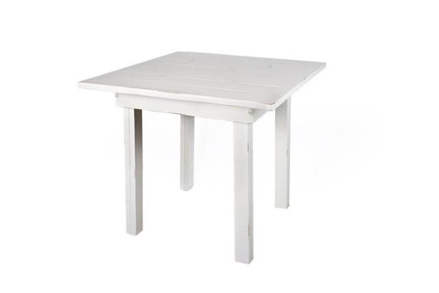 Where to find WHITE PUB TABLE - 48  X 48  X 42 H in Charleston