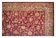 Rental store for Red Oriental Rug - 8  x 11 in Charleston SC