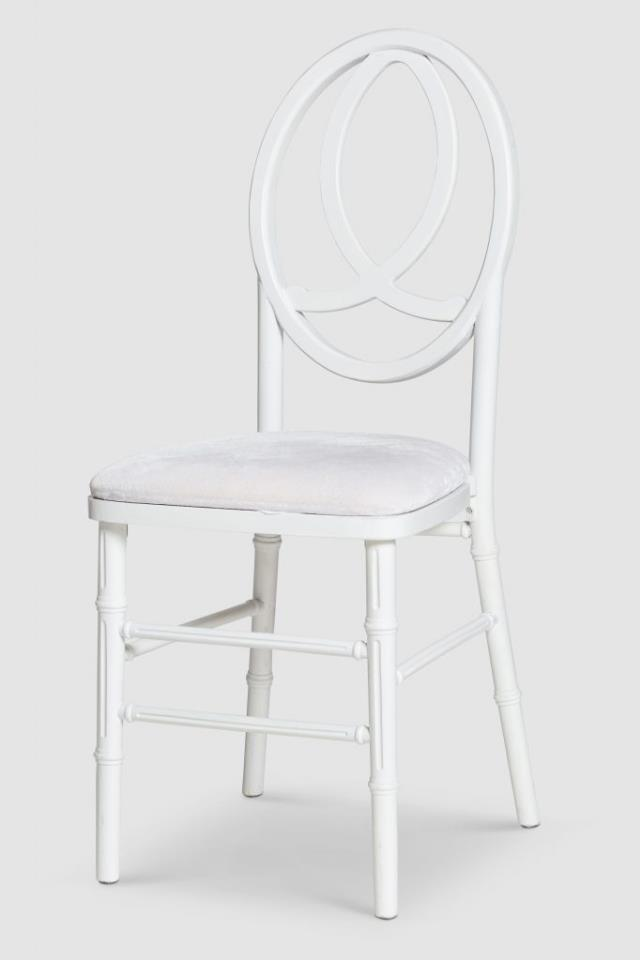 Where to find INFINITY CHAIR   WHITE in Charleston