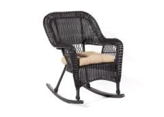 Rental store for Wicker Rocking Chair - Charleston Green in Charleston SC