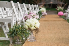 Rental store for Seagrass Aisle Runner - 3 x25 in Charleston SC