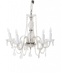 Rental store for SMALL CRYSTAL CHANDELIER in Charleston SC
