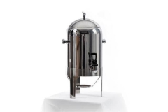 Rental store for 55 CUP COFFEE URN - CLASSIC STAINLESS STEEL in Charleston SC