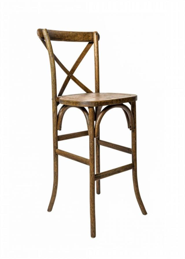 Where to find X-BACK DRIFTWOOD BARSTOOL in Charleston