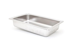Rental store for RECTANGLE WATER PAN, 8 QT in Charleston SC