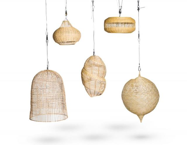 Where to find SMALL WICKER PENDANT FIXTURE in Charleston