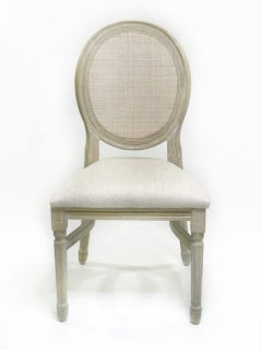 Rental store for Caneback Dining Chair - Limewash in Charleston SC