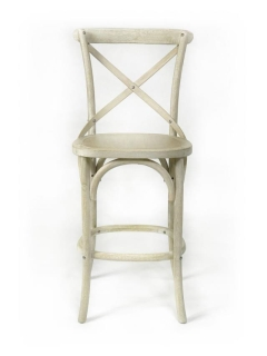 Rental store for X-Back Lime Wash Pubstool in Charleston SC