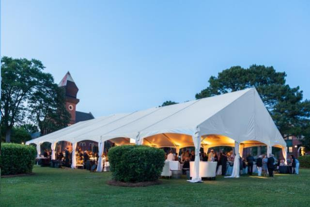 Where to find White Frame Tents in Charleston