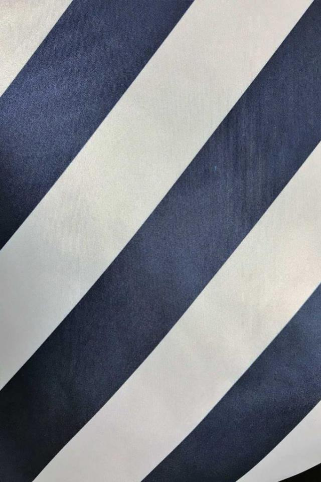 Where to find Stripe Lamour - Navy   White in Charleston