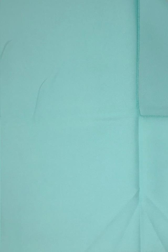 Where to find Solid Polyester - Aqua in Charleston