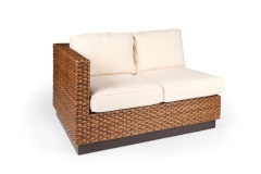 Rental store for RATTAN SECTIONAL LEFT in Charleston SC