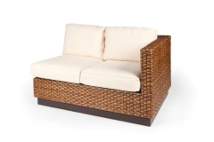 Rental store for RATTAN SECTIONAL RIGHT in Charleston SC