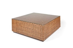 Rental store for Barbados Rattan Coffee Table in Charleston SC