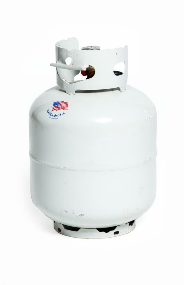 Where to find 20LB PROPANE TANK in Charleston